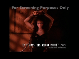 Brinke Stevens in SLAVE GIRLS FROM BEYOND INFINITY