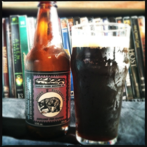 Angler: German Dunkel (Black Lager)
